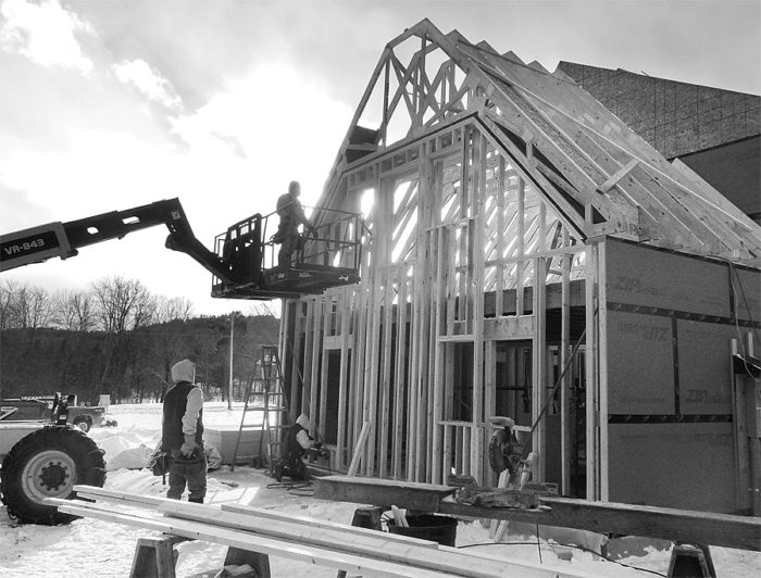 Skills Gap Sends Construction Costs Through the Roof